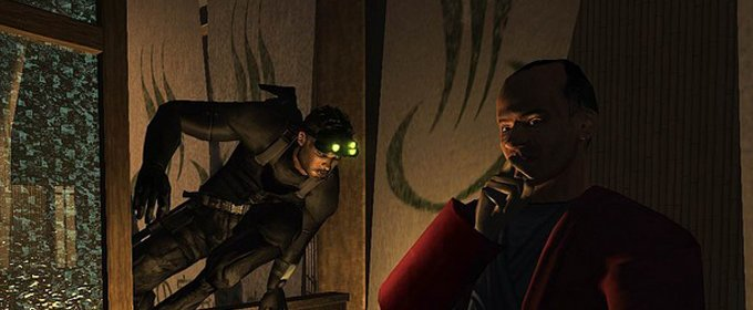 Trucos Splinter Cell: Chaos Theory retro