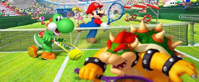 Trucos Mario Tennis Open 3ds