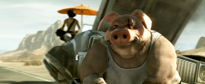 Trucos Beyond Good & Evil retro