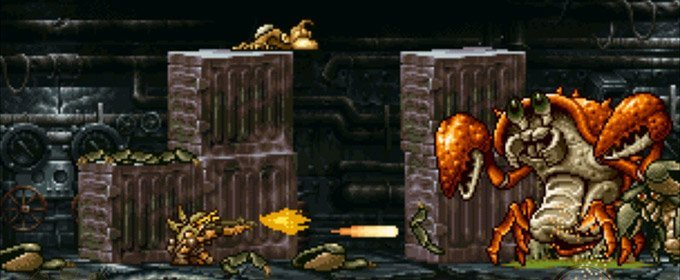 Trucos Metal Slug 3 android