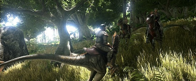 Comandos de Ark  para PS4 - aberration