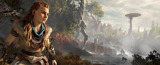 Nuevas habilidades en Horizon Zero Dawn The Frozen Wilds