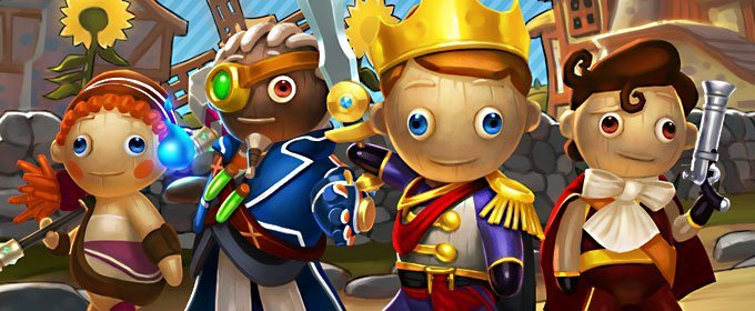 Trucos Fable Heroes x360