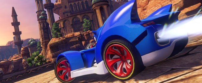 Trucos Sonic & All Stars Racing Transformed x360