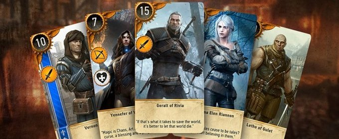 Trucos Gwent The Witcher Card Game xone
