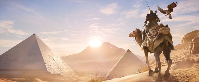 Mejores armas legendarias de Assassin´s Creed Origins para matar a Anubis