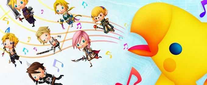 Trucos Theatrhythm Final Fantasy Curtain Call 3ds