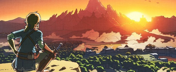 The Legend of Zelda Breath of the Wild construye lo inesperado