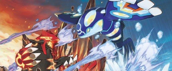 Pokémon Zafiro Alfa / Rubí Omega