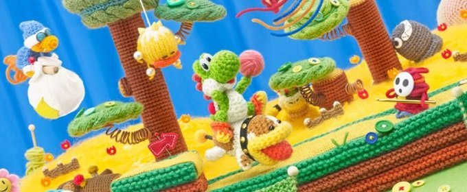 Post-E3 + Yoshi's Woolly World