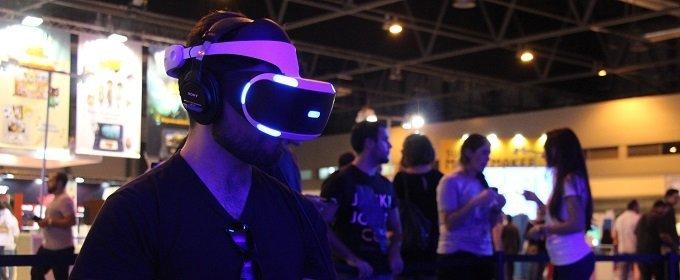 MGW 2015, Realidad Virtual