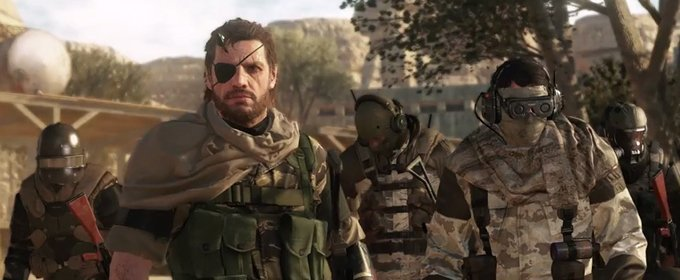 ¿Cómo le va a Metal Gear Online?