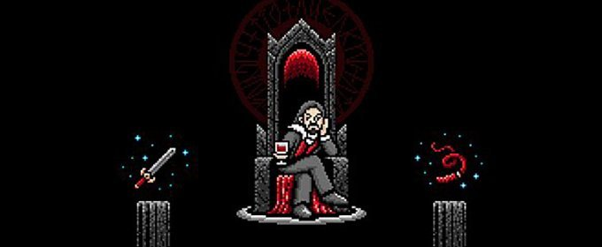 La caricatura del padre de Castlevania: Symphony of the Night te pregunta