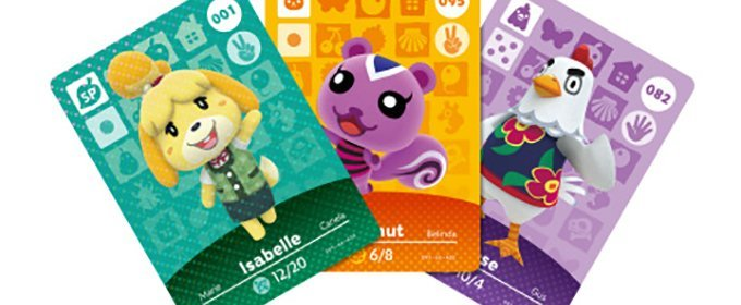 Tendremos cartas de Animal Crossing