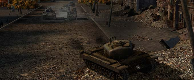 El MMO World of Tanks llegará a Playstation 4 Gratis