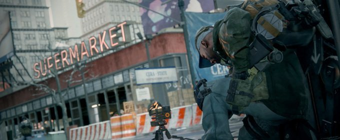 Podremos ajustar la resolución en The Division en Xbox One y PS4