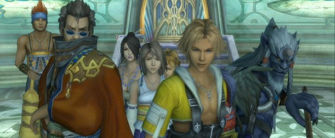 Final Fantasy X | X-2 HD Remaster, ya disponible en Steam