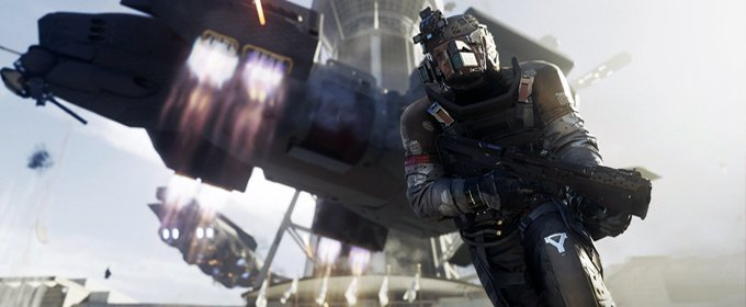 El control de Call of Duty Infinite Warfare será similar al de Black Ops 3