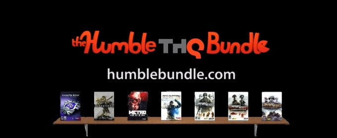 Humble THQ Bundle lo parte