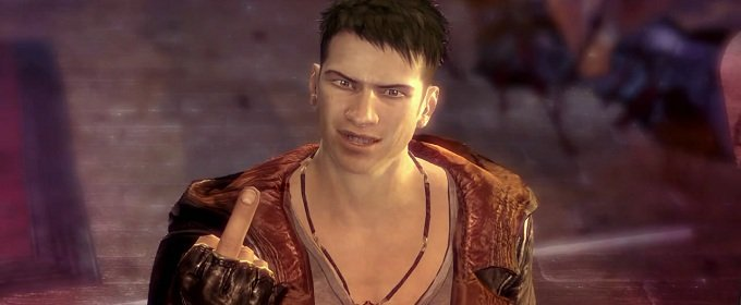 DmC cambia a Dante, pero no el Stylish Play