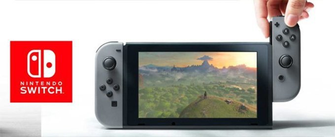 Nintendo Switch no tendrá segunda pantalla