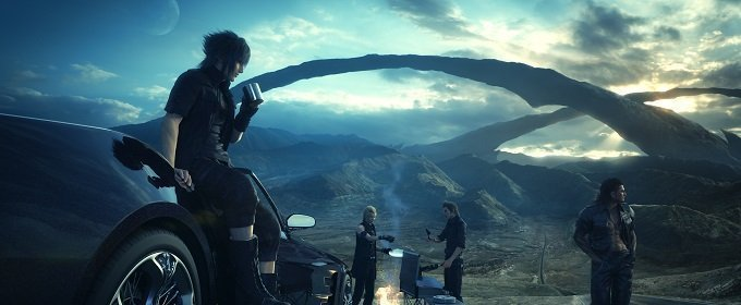 Final Fantasy XV tendrá spin-off MMO en móviles