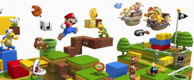 Recordando Super Mario 3D Land, el Mario infravalo...