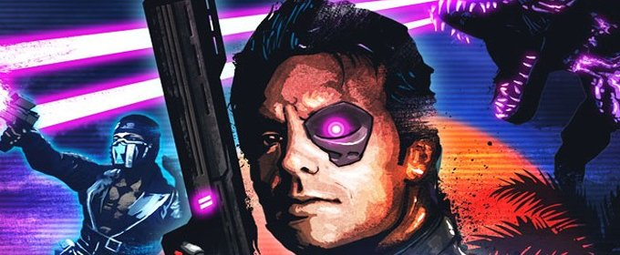 Blood Dragon; aspirante a ser caspa de culto