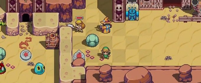 Cadence of Hyrule reinterpreta A Link to the Past con ritmazo