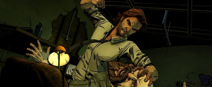 Los creadores de The Walking Dead presentan The Wolf Among Us