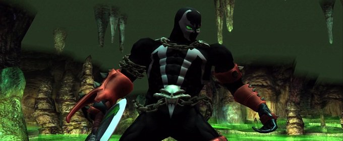 Spawn se confirma para Soul Calibur II HD Online