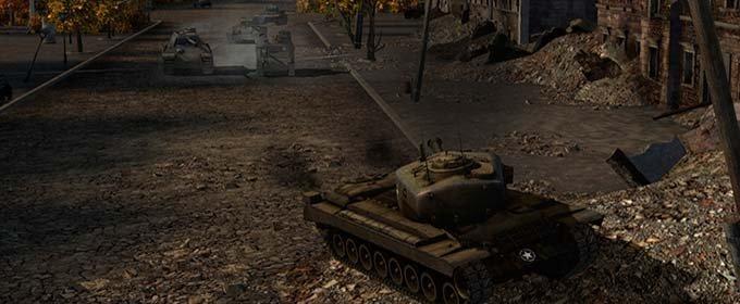 Se muestra el nuevo contenido de World of Tanks pa...