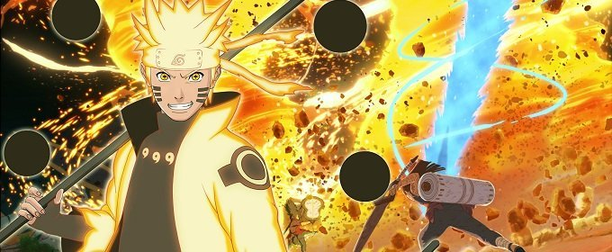 Naruto Shippuden Ultimate Ninja Storm 4 - Primer vídeo gameplay