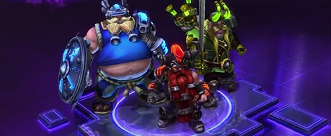 Heroes of the Storm recibirá a Lost Vikings