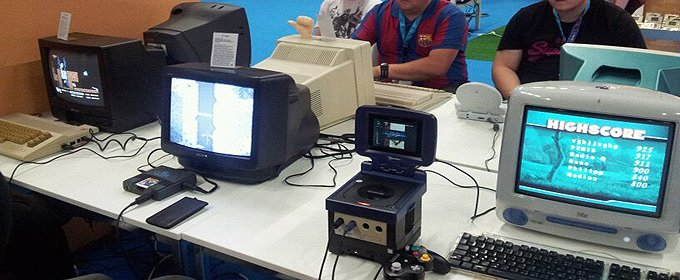 Retro Gaming: vicios del ayer en la Gamescom 2012