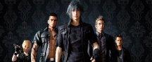 Final Fantasy XV o lo que los hombres hacen cuando están solos