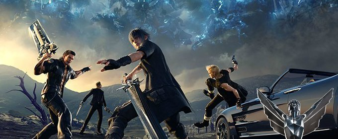 MGPodcast   Final Fantasy XV, The Game Awards 2016