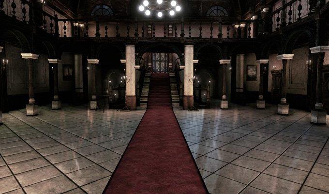 Mansión de Resident Evil